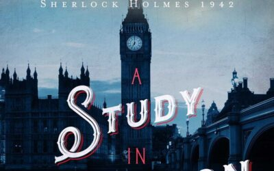 Books to Read: A Study in Crimson by Robert J. Harris