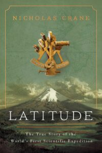 Books to Read: Latitude by Nicholas Crane