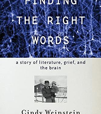 Review: Finding the Right Words by Weinstein & Miller, MD